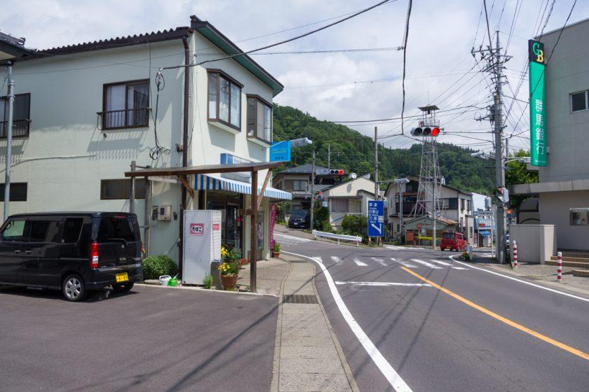 嬬恋村の猫