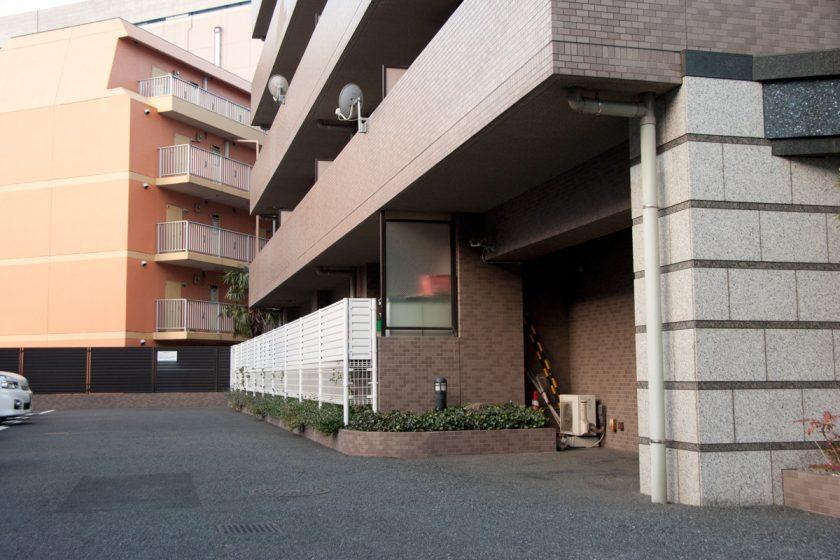 2012年2月17日・東京都立川市錦町・その1