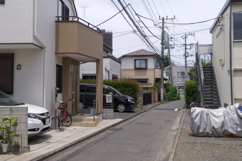 昭島市の猫